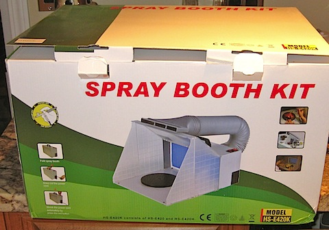 Spray Both…er..Booth | Wabbit Wavings