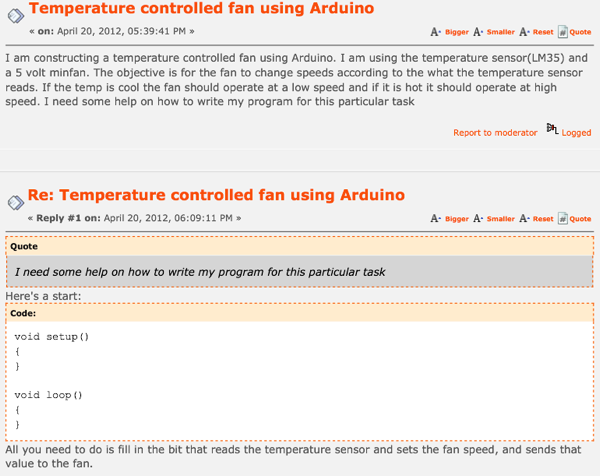 Arduino Truth