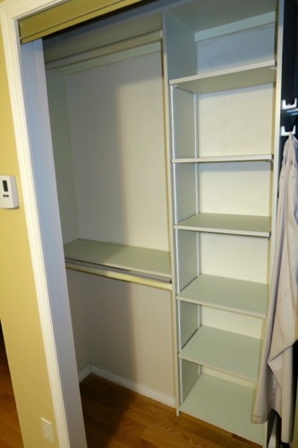Etonnant Closet Renovation