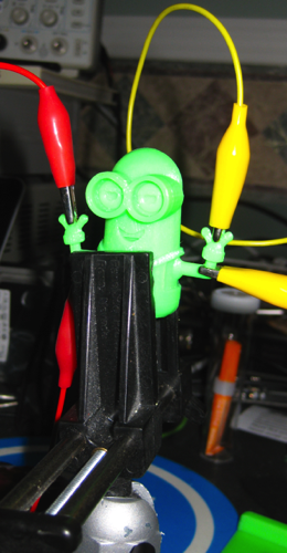 PLA Glue FrankenMinion